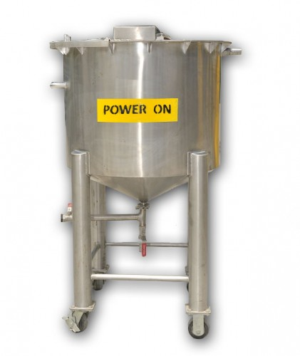 Chemicals Stainless Steel Tank