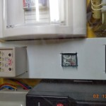 Electrical alarm control system