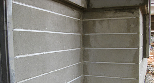 Pvc Groove Joint For External Wall Ho Shen Lee