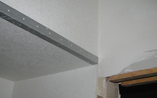 Finished Drywall Bullnose Corner Bead : Corner bead for skim coating ho shen lee