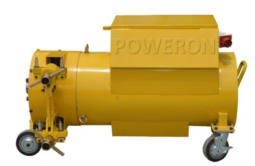 Mortar Pump