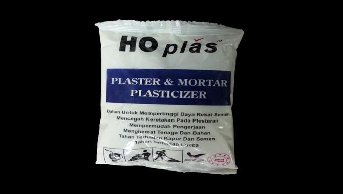 HO Plǎs Mortar Additive